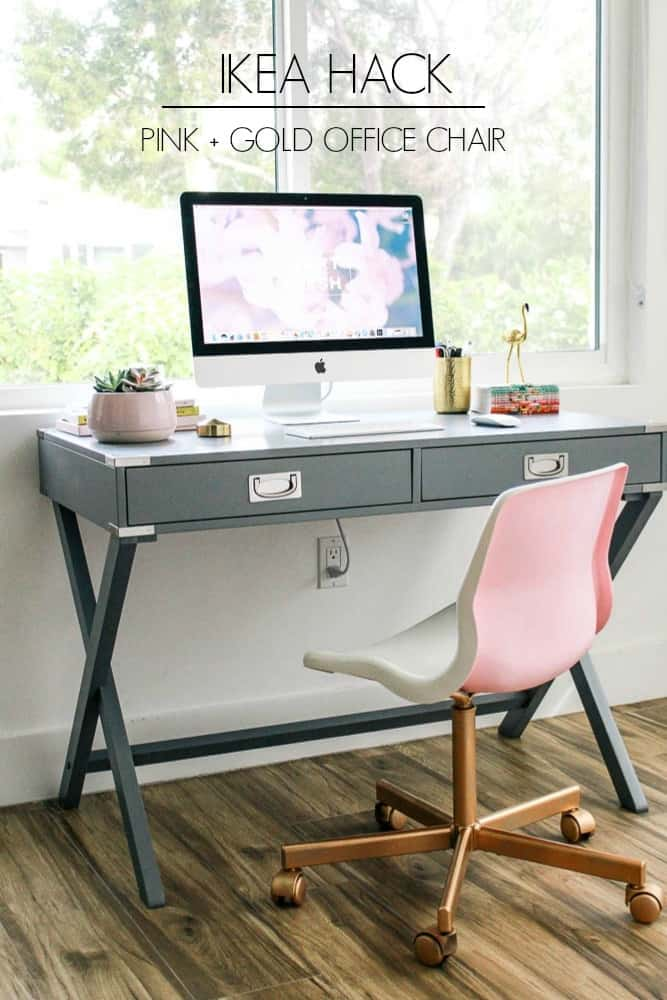 Office Reveal At Home With Ashley