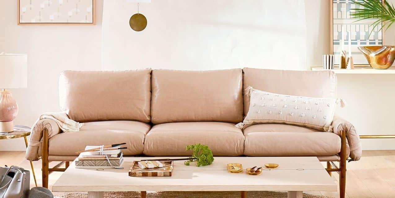 The Ultimate Blush Pink Sofa Roundup
