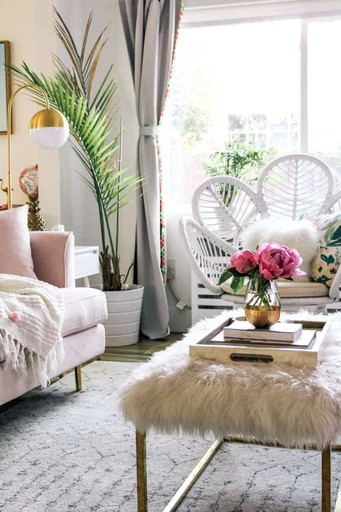 How To Mix Glam With Beach Decor At Home With Ashley