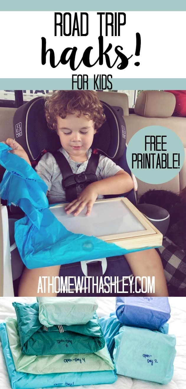Pin Image 1 Road Trip Hacks For Kids At Home With Ashley