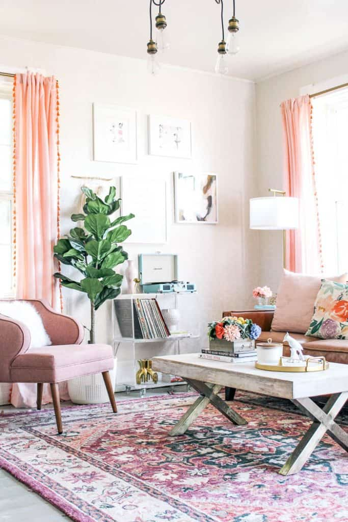 The Prettiest Velvet And Tassel Drapes At Home With Ashley