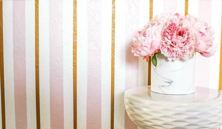 How To Paint Stripes At Home With Ashley,House Designs Pictures South Africa