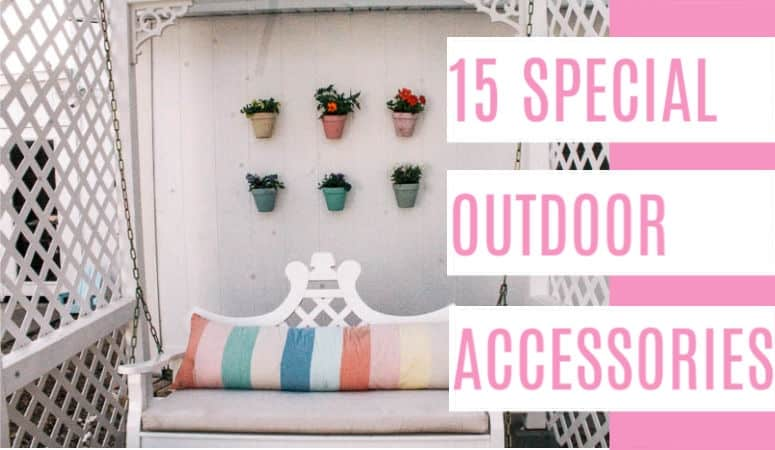 15 Outdoor Accessories At Home With Ashley