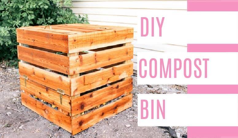 """DIY Kompostbehälter. Ein einfaches Projekt, das auch billig ist! Ein kleiner Holzkompostbehälter mit den Plänen und einer Schnittliste. Ein vollständiges Tutorial, das Sie durch jeden Schritt führt. Perfekt ist, dass Sie Abfall reduzieren und recyceln und die Bodenqualität in Ihrem Garten verbessern möchten. """"width ="""" 775 """"height ="""" 450 """"data-pin-description ="""" DIY-Kompostbehälter. Ein einfaches Projekt, das auch billig ist! Ein kleiner Holzkompostbehälter mit den Plänen und einer Schnittliste. Ein vollständiges Tutorial, das Sie durch jeden Schritt führt. Perfekt ist, dass Sie Abfall reduzieren und recyceln und die Bodenqualität in Ihrem Garten verbessern möchten. """"srcset ="""" https://athomewithashley.com/wp-content/uploads/2020/07/FEATURED-DIY-COMPOST-BIN.jpg 775w, https://athomewithashley.com/wp-content/uploads/2020/07 /FEATURED-DIY-COMPOST-BIN-300x174.jpg 300w, https://athomewithashley.com/wp-content/uploads/2020/07/FEATURED-DIY-COMPOST-BIN-768x446.jpg 768w, https: // athomewithashley .com / wp-content / uploads / 2020/07 / FEATURED-DIY-COMPOST-BIN-600x348.jpg 600w """"Größen ="""" (maximale Breite: 775px) 100vw, 775px """"/></a></p> <p>Ok, das ist ein Projekt, das ich schon seit Jahren machen möchte! Und wir haben es in 4 Stunden geschafft. Sag mir, warum ich wieder Sachen aufschiebe! Ich denke, der Grund dafür ist, dass der Bau eines DIY-Kompostbehälters kein hübsches oder glamouröses Projekt ist. Aber es ist viel besser, als überall in unserem Garten Komposthaufen zu haben!</p> <p>Bevor wir in dieses Haus einzogen, besaßen wir <a href="""